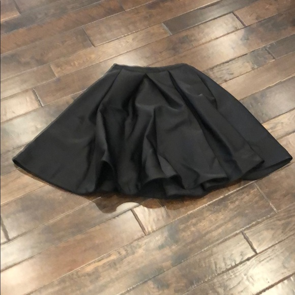 NWT Keepsake the Label Free Falling Black Skirt